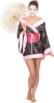 Kort geisha kostuum voor dames - Volwassenen kostuums