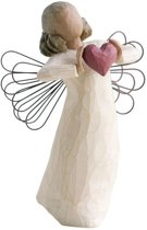 Willow Tree: With Love: Prachtig beeldje van polyresin: Beelden & Figuren