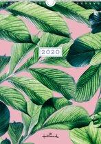 Hallmark - Kalender 2020 - Botanical - Weekkalender Rechthoekig