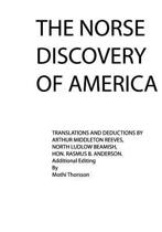The Norse Discovery of America