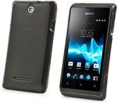 muvit Sony MFX Xperia E Minigel Case Smoke Black