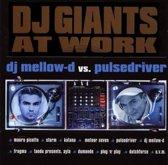 DJ Giants at Work: DJ Mellow-D vs. Pulsedriver