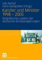 Kanzler Und Minister 1998 - 2005