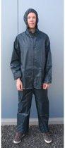 Lastpack Regenpak Blauw - Maat XL