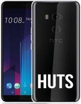 HTC U11 Plus Hoesje Huts wit