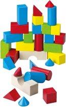 Haba Blokken Blokken modern Gekleurde blokken - 30 blokken
