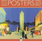 English Travel Posters Kalender 2019