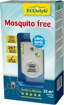 Mosquito free (tot 25 m²)
