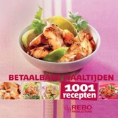 1001 recepten - Betaalbare maaltijden 1001 recepten