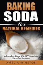 Baking Soda For Natural Remedies
