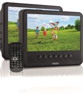 Nikkei NPD710T - Portable DVD speler - 7 inch