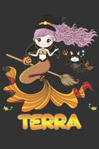 Terra: Terra Halloween Beautiful Mermaid Witch Want To Create An Emotional Moment For Terra?, Show Terra You Care With This P