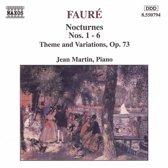 Faure: Nocturnes Vol.1