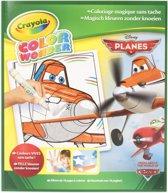 Crayola Color Wonder kleurboek Planes