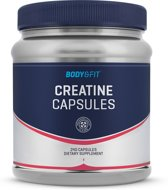 Body & Fit Creatine Capsules - 240 capsules