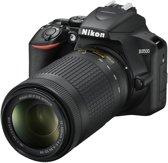 Nikon D3500 + AF-S DX 18-105 f/3.5-5.6G ED VR - Zwart