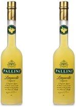 Pallini Limoncello - 50 cl- 2-pack