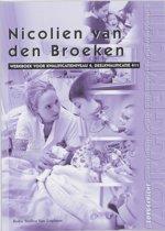 Nicolien van den Broeken / Deelkwalificatie 411 / deel Werkboek