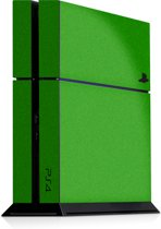 Playstation 4 Console Sticker Faded Groen-PS4 Skin