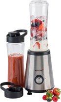 Korona 24300 RVS Blender to go; blender en drinkfles: 2x 600ml