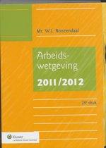 Arbeidswetgeving / 2011/2012 + Inlogcode mobiele website