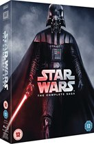 Star Wars: The Complete Saga (Blu-ray) (Import)