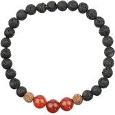 Carneool Rood Armband | Sadalbari | XXS - 16 cm