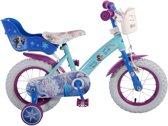 Disney Frozen - Fiets - Meisjes - Mintgroen;Paars - 12 Inch