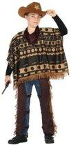 Cowboy/Western verkleedset / carnaval kostuum voor jongens - carnavalskleding - voordelig geprijsd 116 (5-6 jaar)