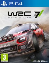 Sony WRC 7, PlayStation 4 video-game Basis