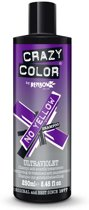 Ultra violet / ultra blonde No Yellow zilver shampoo - Crazy Color
