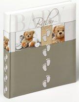 Walther Design UK-175 My Friend - Babyalbum - 28 x 31 cm - Grijs - 50 pagina's