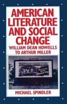 American Literature and Social Change