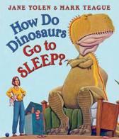 How Do Dinosaurs Go to Sleep?