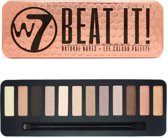 W7 Beat It! Natural Nudes Eye Colour Palette