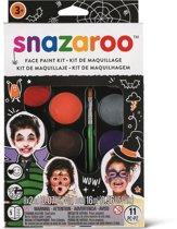 Snazaroo Schmink set Halloween