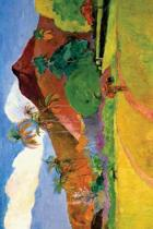 Tahitian Mountains by Paul Gauguin - 1893
