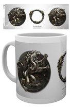 The Elder Scrolls Online Mug Daggerfall