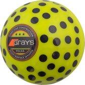 Grays Polka Trainingsbal - Ballen  - geel - ONE
