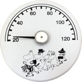 Emendo - Moomin Sauna Thermometer - Wit