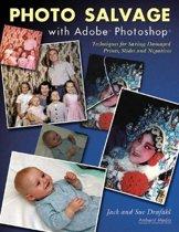 Photo Salvage With Adobe Photoshop