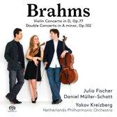 Violin Concerto In D Op.77