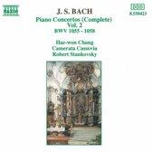 Bach: Complete Piano Concertos Vol 2 / Hae-won Chang