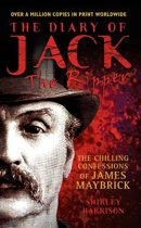 Omslag van 'The Diary of Jack the Ripper - The Chilling Confessions of James Maybrick'