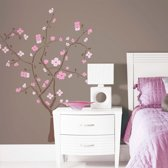 RoomMates Muursticker Japanse kersenbloesem