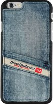 Diesel Pluton pocket indigo iPhone 6 blauw
