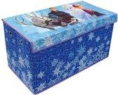 Disney Frozen Opbergbox Blauw 76 X 40 X 40 Cm