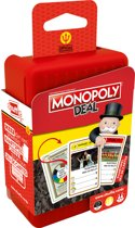 Shuffle Go - Monopoly Deal Rode Duivels - Belgian Red Devils WK