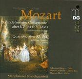 Mozart Transcriptions: Quartetto