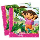 Dora servetten 20 stuks